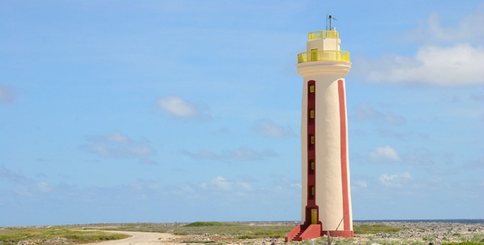Willemstoren Lighthouse Bonaire Official Tourism Site